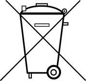 Symbol Batteriegesetz