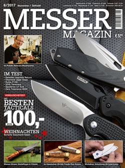 Messer Magazin 6-2017